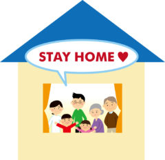 STAY HOME お家で過ごそう