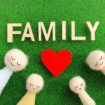 仲良し4人家族